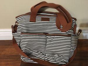 Infant sleeper/ travel bed Diaper bag for Sale in Crestview, FL