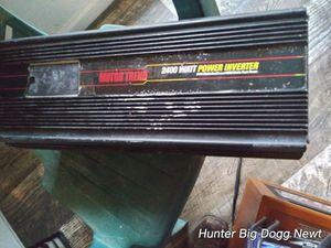 2400 watt power inverter MOTOR TREND for Sale in Lawrenceburg, TN