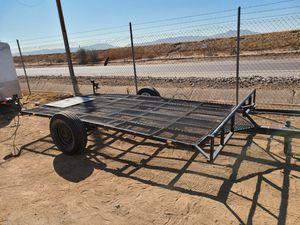 6 1/2 x 12 1/2 fts trailer ATV RAZOR for Sale in Avondale, AZ