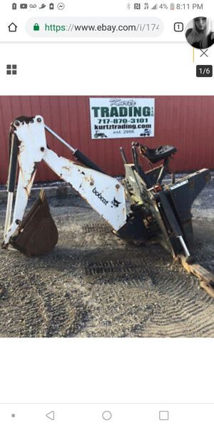 Bobcat backhoe attachment for Sale in Lebanon, OH