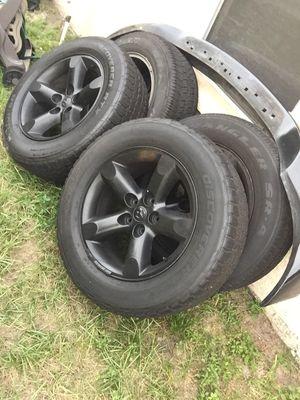 Dodge ram wheels for Sale in Riverview, FL