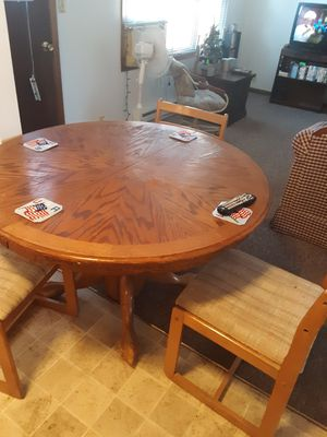Dining table for Sale in Gilmore City, IA