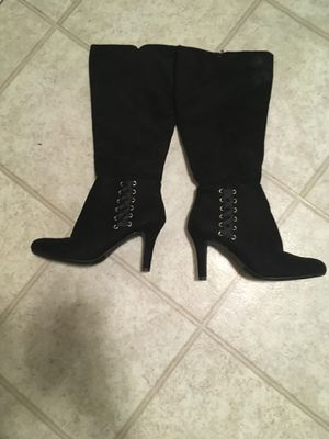 Boots color black #8 1/2M for Sale in Vancouver, WA