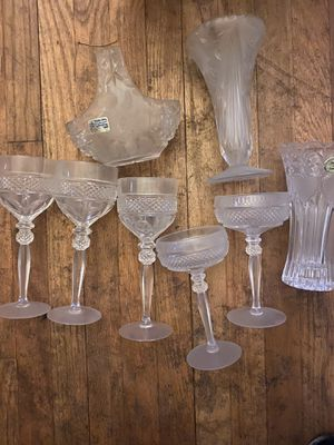 Vintage Crystal LOT for Sale in Fontana, CA