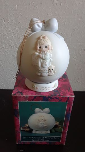 Precious Moments 1992 Special issue for Sale in Tampa, FL
