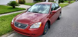 2004 Nissan Altima 2.5 S for Sale in Kissimmee, FL