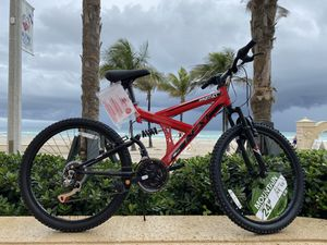 """24"""" Mountain bike 💪🏼🗻18 speeds 🏁💨💨💨NEW ‼️‼️ for Sale in Hollywood, FL"""