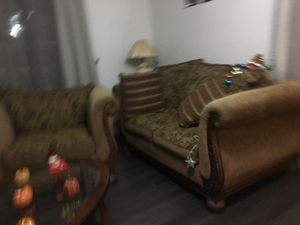 Couch/Loveseat/Seat $200 for Sale in Miami, FL