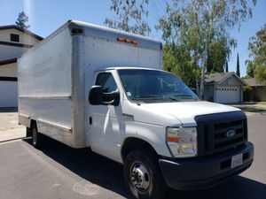 Ford E350 Box Truck for Sale in Antioch, CA