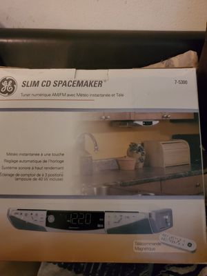 GE cd spacemaker for Sale in Lake View Terrace, CA