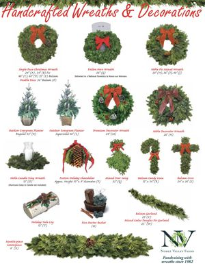 Boy Scouts wreath fundraiser for Sale in Naperville, IL