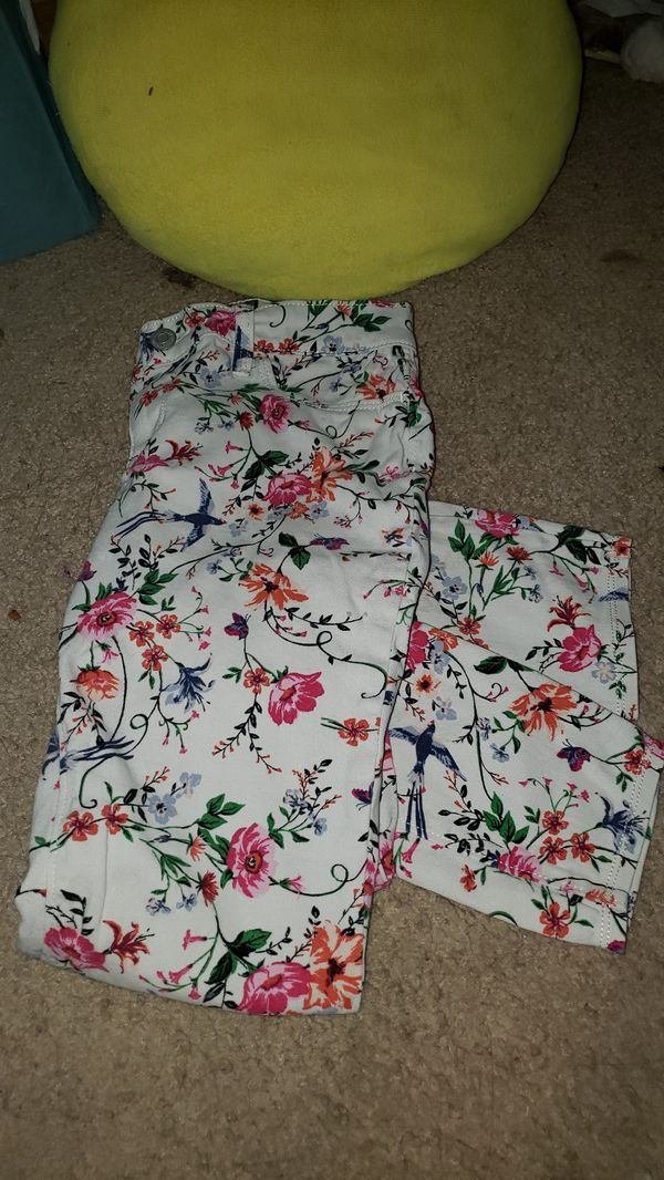 Old Navy skirts and pants