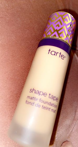 New tarte shape tape matte foundation for Sale in San Leandro, CA