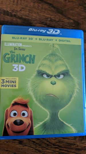 The Grinch movie for Sale in Anaheim, CA