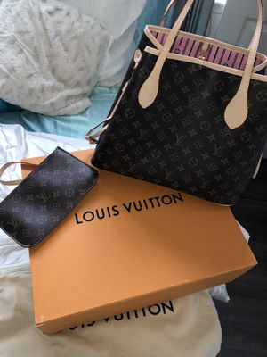 Louis Vuitton Neverfull MM bag for Sale in Washington, DC