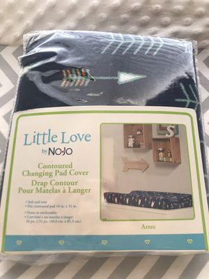 Little Love Aztec Changing Pad Cover for Sale in Mesa, AZ