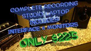 Recording studio bundle for Sale in Austin, TX