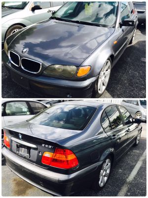 2002 BMW 3 Series(Great Condition) for Sale in Bellaire, TX