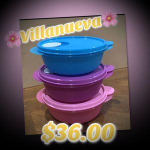 TUPPERWARE MICROWAVE CRYSTALWAVE 2½-CUPS for Sale in Los Angeles, CA