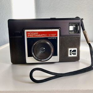 Vintage Kodak instamatic X-15 Camera for Sale in Ontario, CA