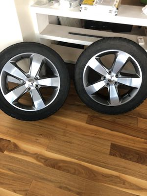2015-2016 Jeep Grand Cherokee Overland wheels for Sale in Denver, CO