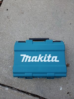 Makita case for Sale in Elmwood Park, IL