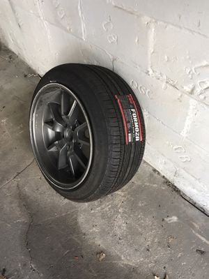 "17"" rims and new Tyres for 240sx for Sale in Queens, NY"