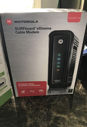 Modem and router for Sale in Columbus, OH