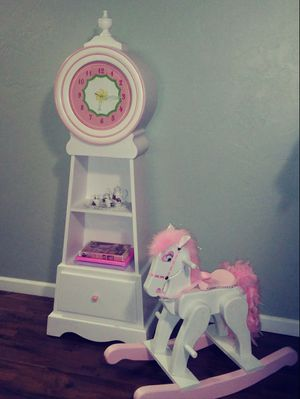 Clock Tower Bookcase for Sale in Albany, OR