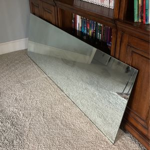 Mirror - Perfect for work out room 22 X 68 for Sale in Keller, TX
