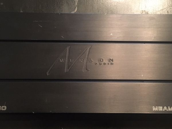 Merlon Audio MEAM 1300/Pro 1300 peak mono amp