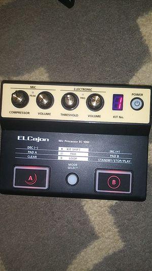 Roland mic processor ec-10m for Sale in Puyallup, WA