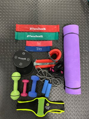 Beginner workout equipment for Sale in Burbank, IL