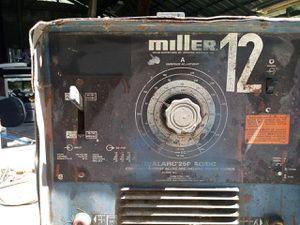 Miller dialarc250 ac/dc arc welder for Sale in Auburndale, FL