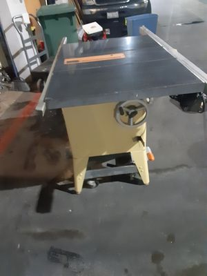 RIGID MARBLE TABLE SAW for Sale in Huntington Beach, CA