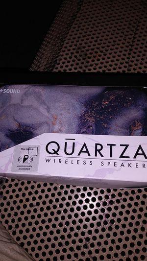 QUARTZ SPEAKER / BLUETOOTH WIRELESS SPEAKER for Sale in Phoenix, AZ