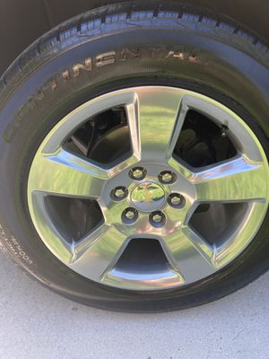 Chevrolet Tahoe Wheels for Sale in Columbia, MD