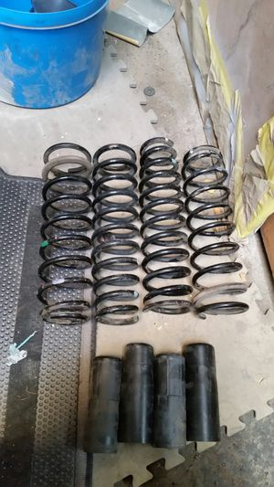 2000 civic oem springs for Sale in Tacoma, WA