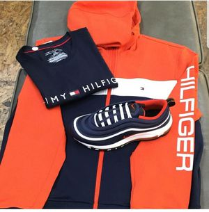 Nike Air Max Hilfiger Hoody for Sale in Fort Washington, MD