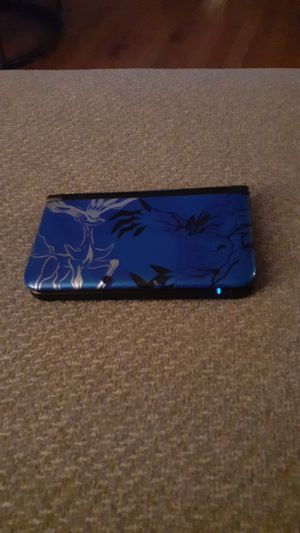 Nintendo 3ds XL Pokemon X and Y special edition for Sale in Fresno, CA