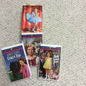 Shirley Temple at Her Best for Sale in Bartlett, IL