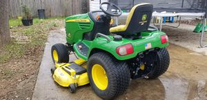 John deere X700 ultimate for Sale in Dallas, TX
