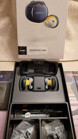Bose soundsport free for Sale in Modesto, CA