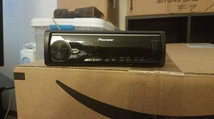 Pioneer Mixtrax single din CD receiver for Sale in Grove City, OH