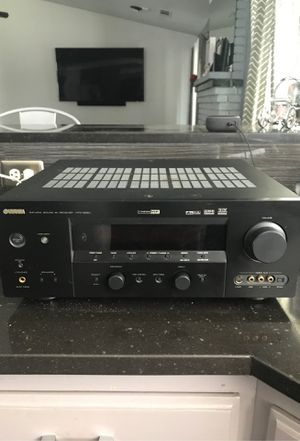 Yamaha Natural SoundAV Receiver Model HTR-5890 for Sale in Tulare, CA