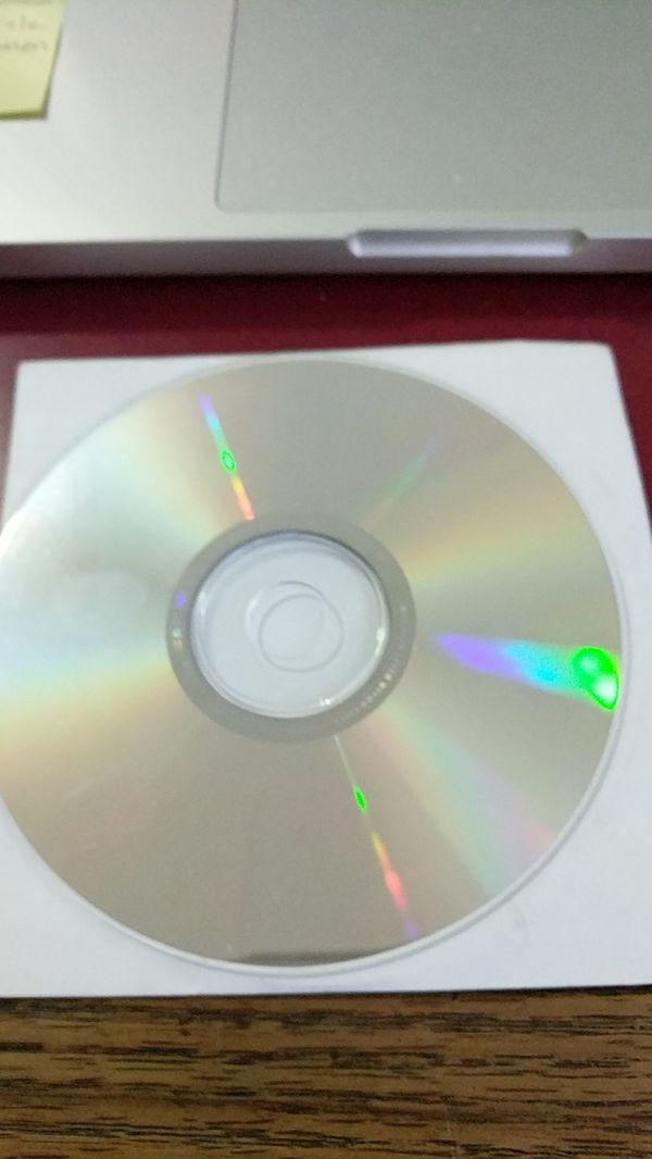 Startpagina over Microsoft Windows XP
