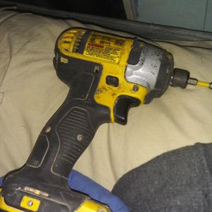 20 Volt Dewalt Impact Drill for Sale in Wichita, KS