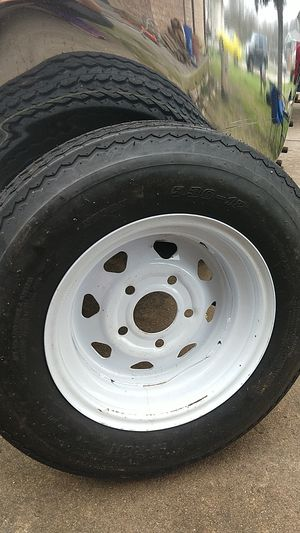 Boat Trailer Tire for Sale in Pflugerville, TX