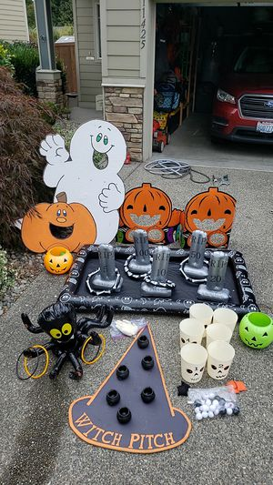 Halloween Party Lot for Sale in South Hill, WA