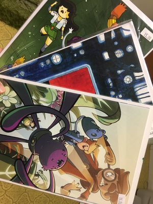 Bravest Warrior Comics for Sale in Fairfax, VA